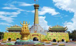 Sài Gòn – ĐạiNam – MỹTho – BếnTre – Cần Thơ 4n3đ