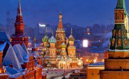 HÀ NỘI – MOSCOW – SAINT PETEBURG 9N8Đ